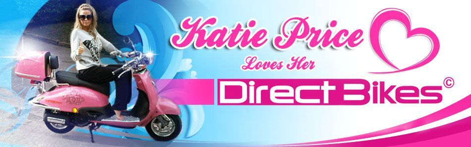 Katie Price Loves Direct Bikes