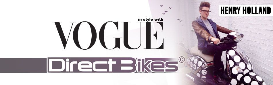 In Vogue with Direct Bikes